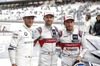 Hockenheim DTM: Rast on pole, Button surprises with sixth