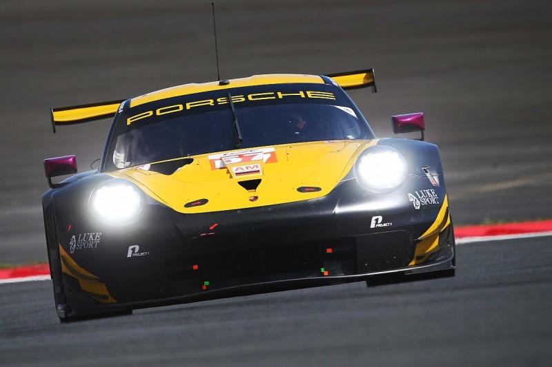 Fuji WEC: Project 1 Porsche loses pole over door fixing screw issue