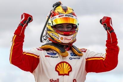 Winton Supercars: Scott McLaughlin dominates for DJR Penske Ford