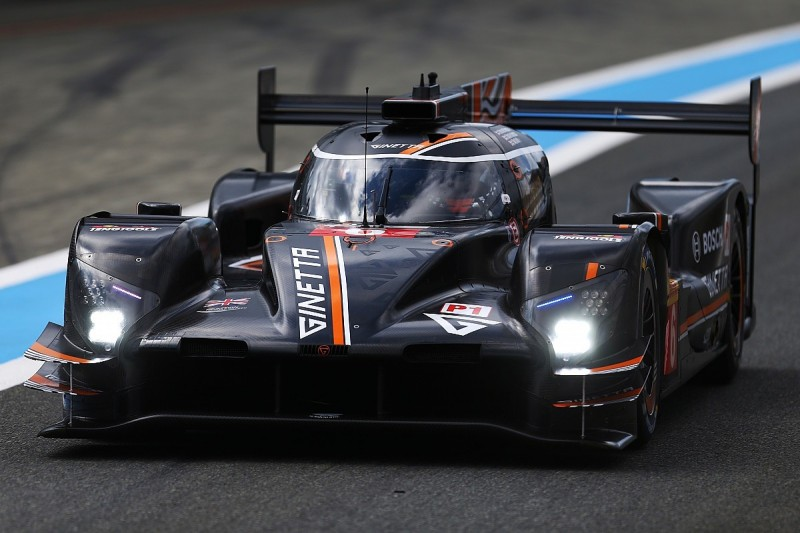 Ginetta believes engine change cost it front row at Fuji WEC