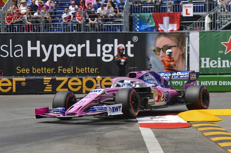 "Sergio Perez: Monaco GP looks like ""great pain"" for Racing Point"