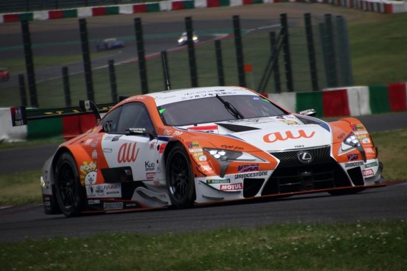 Suzuka SUPER GT: Lexus dominates, late puncture leaves Button last