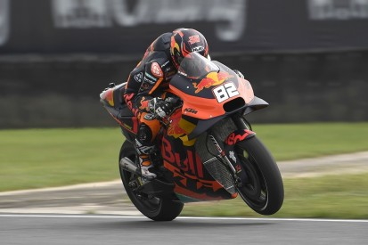 """Zarco's KTM MotoGP replacement Kallio """"not happy at all"""" with form"""