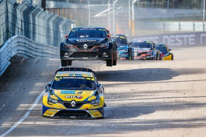 More details of new World Rallycross electric conversion plan