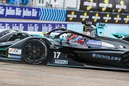 Gary Paffett and Alex Lynn disagree over Berlin Formula E clash