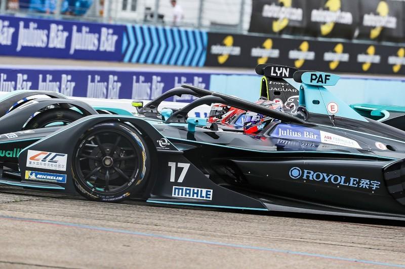 Gary Paffett and Alex Lynn disagree over Berlin Formula E clash