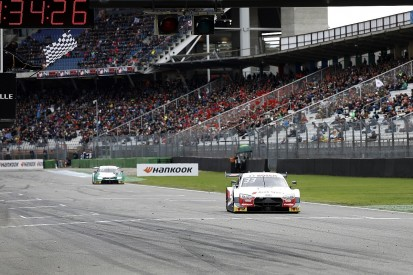 Hockenheim DTM: Rast defeats Wittmann, Button recovers to ninth