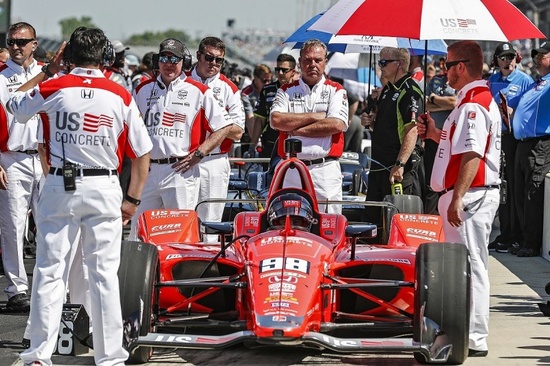 """Andretti: Being """"less fixated"""" on lap times boosts Indy 500 hope"""