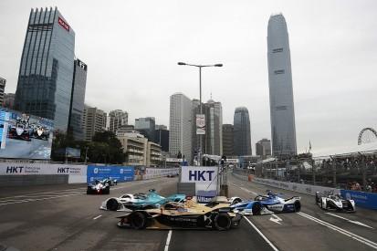 Formula E 2019/20 calendar revised, with Hong Kong out