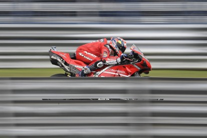 Dovizioso tops shortened Thailand MotoGP FP3 after rain delay