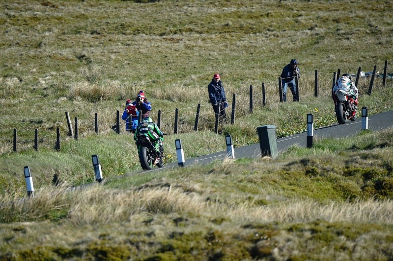 Opening night of Isle of Man TT practice cancelled due to mist