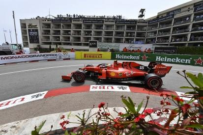 Ferrari explains error behind Leclerc Monaco qualifying elimination