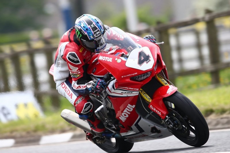 Ian Hutchinson promises he has more Isle of Man TT success in him