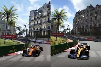 F1 2019 game reveals graphics uplift compared to 2018 version