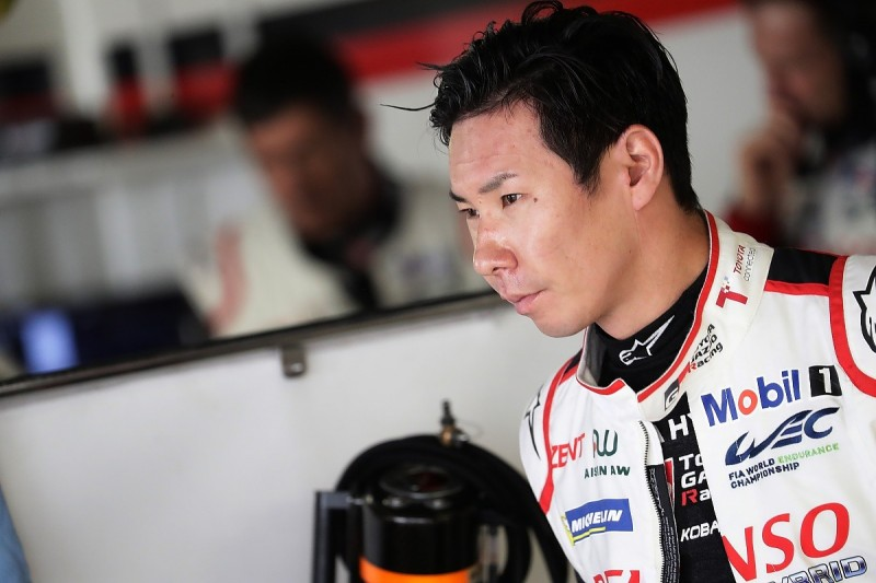 Kobayashi demotivated by Toyota WEC handicap at Fuji