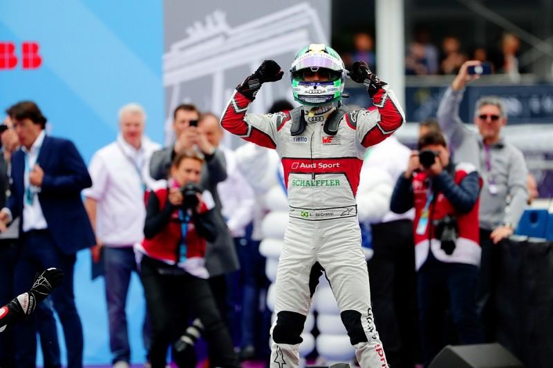 Berlin Formula E: Lucas di Grassi gives Audi home win