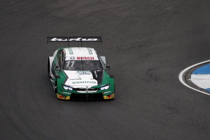 Hockenheim DTM: Wittmann and Glock set pace, Button is top SUPER GT