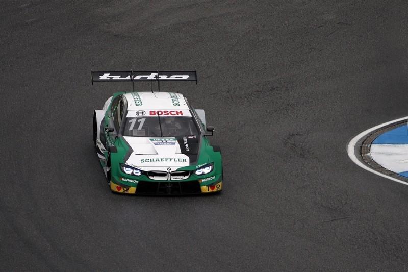 Hockenheim DTM: Wittmann and Glock set pace, Button is top SUPER GT