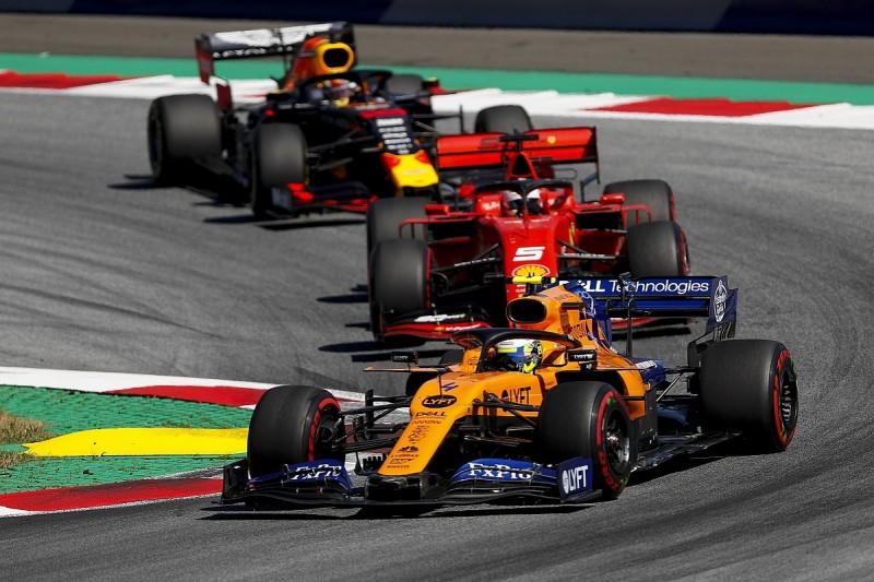 McLaren never considered Ferrari power or building own F1 engines