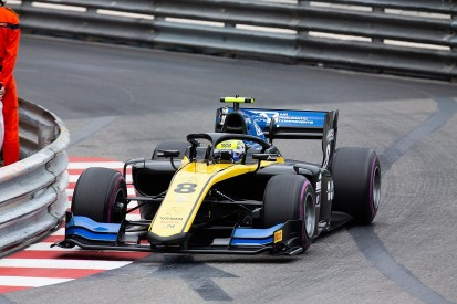 Monaco F2: Runner-up Ghiotto disqualified from feature race