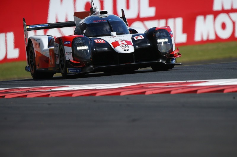 Fuji WEC: Toyota fastest in Friday practice despite handicaps