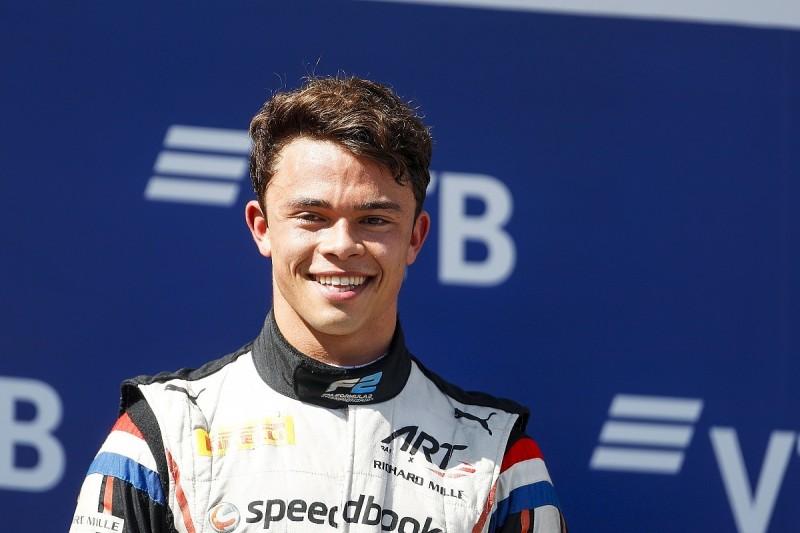 F2 champion/Mercedes FE driver de Vries gets Toyota rookie test run
