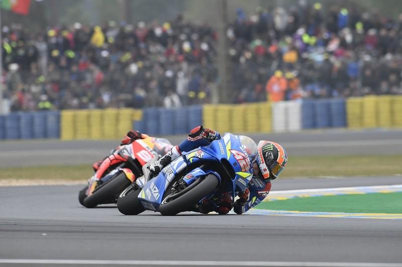 MotoGP title contender Alex Rins thinks Le Mans slump a one-off
