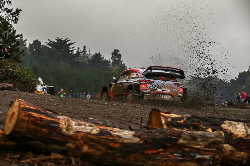 Hyundai WRC team faces Rally Finland driver shortage