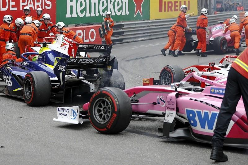 "Schumacher: Monaco F2 crash with Calderon was a ""now or never"" move"