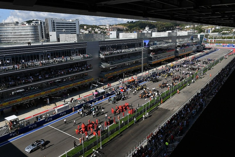 """F1 stresses """"no serious discussions"""" with new teams for 2021 season"""