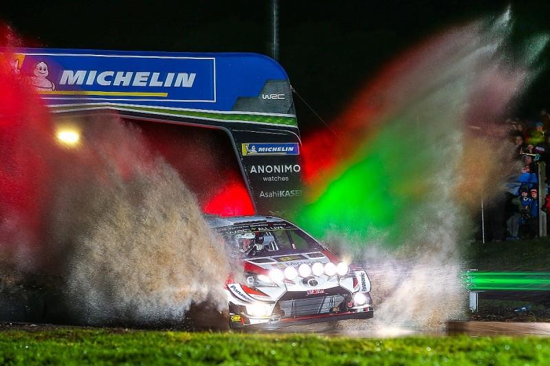 Rally GB WRC: Meeke leads, Solberg stars, points leader Tanak 13th