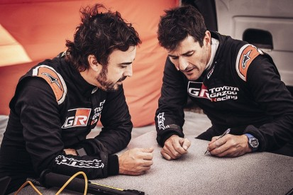 Alonso: Morocco Rally decisive in final Dakar call with Toyota