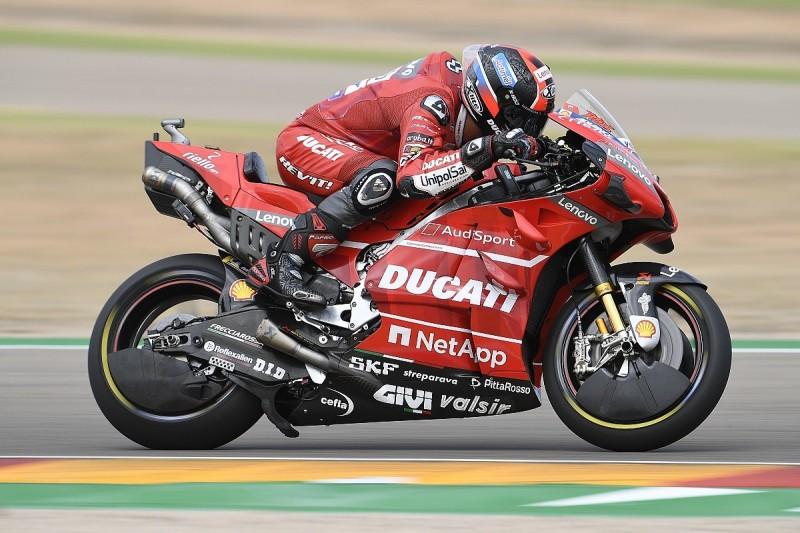 Petrucci calls Ducati MotoGP crisis meeting after Aragon woe
