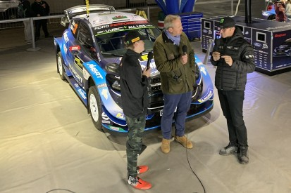 Podcast: Gravel Notes live from WRC Rally GB service park