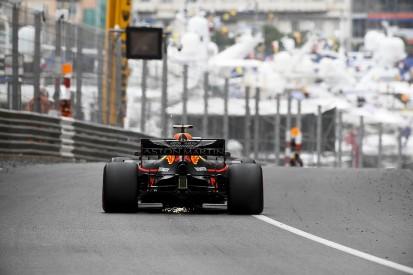 Debris caused damage that sidelined Verstappen in Monaco GP practice