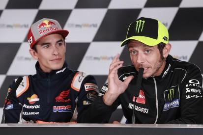 """Rossi: Marquez's 2019 MotoGP season """"close to perfect"""""""