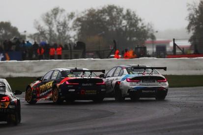 WSR: Jordan broke rules by battling Turkington in BTCC at Silverstone