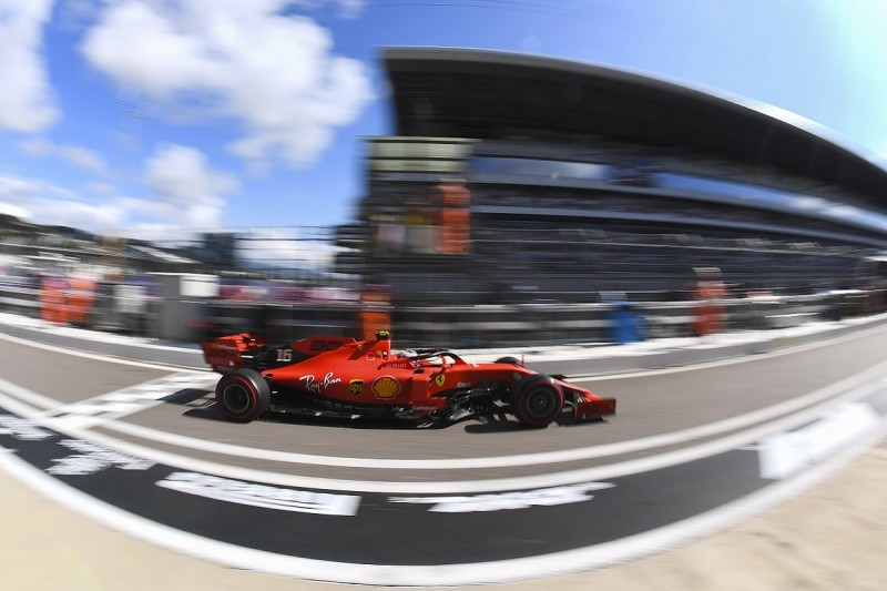 Ferrari dismisses claims it has F1 engine advantage over Mercedes