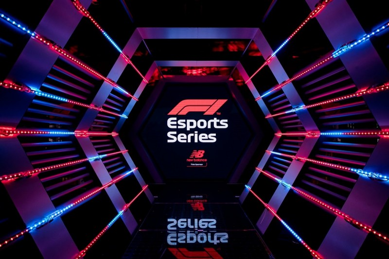 Rasmussen closes points gap to Tonizza in latest F1 Esports event