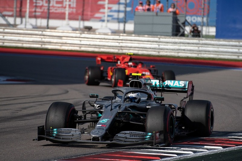 Mercedes hasn't managed 2019 F1 updates as 'optimally' as possible