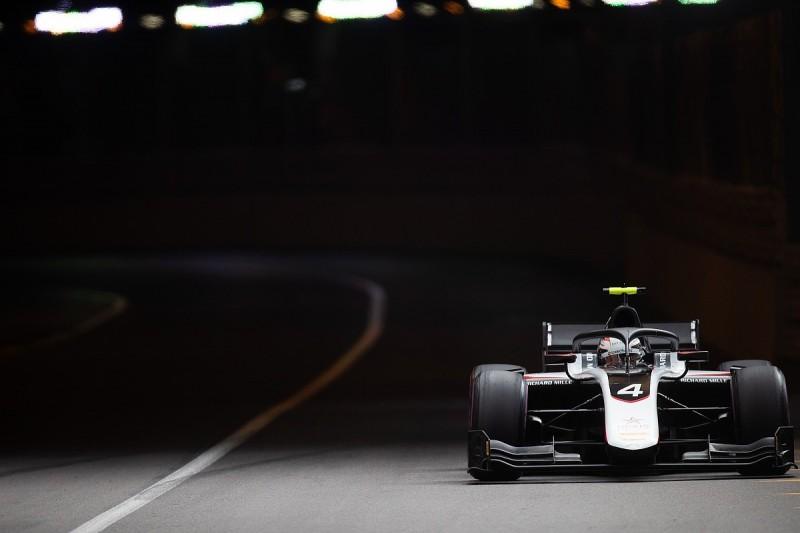 Monaco F2: De Vries on pole, rookies Ilott and Schumacher star