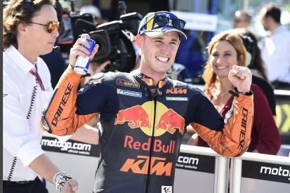 KTM MotoGP rider Espargaro passed fit to race in Thailand