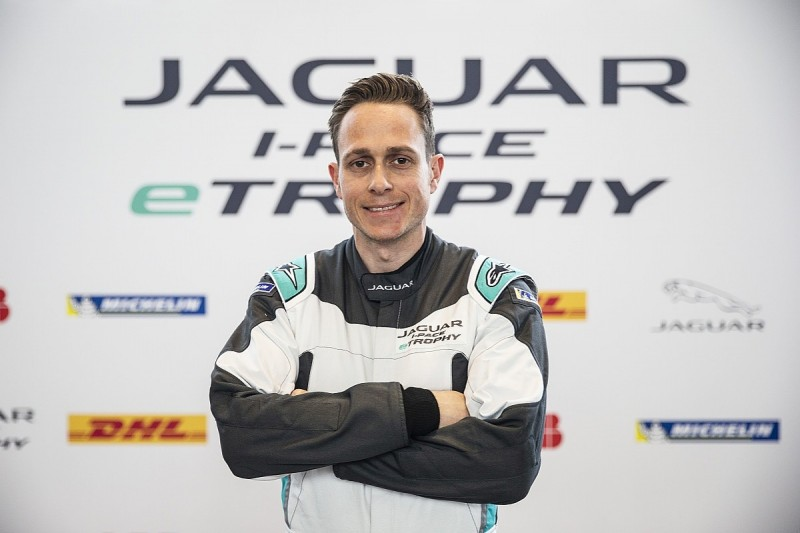 Former Jaguar FE driver Carroll to race for TWR in Berlin I-PACE round