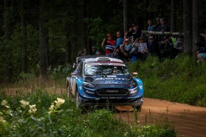 """M-Sport tells Evans to drive Fiesta on """"doorhandles"""" on WRC return"""