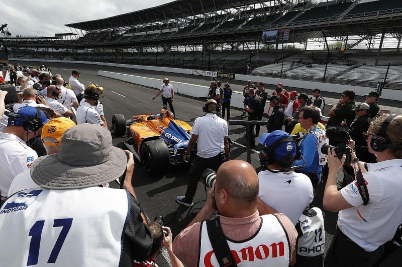 "McLaren explains ""snowball"" of errors behind Indy 500 failure"