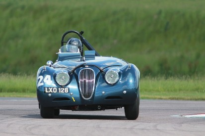 British Empire Trophy 1952 rival cars reunited at Thruxton