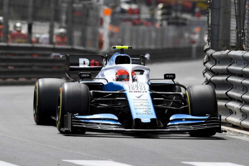 Kubica: Monaco making Williams's issues even worse
