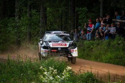 Solberg's son almost missed GB WRC outing after failing theory test