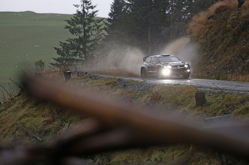 Wales Rally GB WRC stages appear safe despite Hurricane Lorenzo