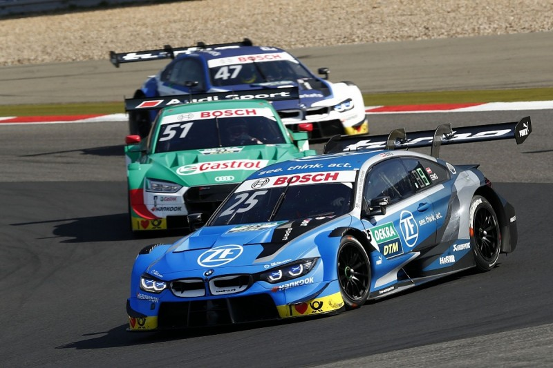 BMW boss Marquardt: We ran out of steam in 2019 DTM season